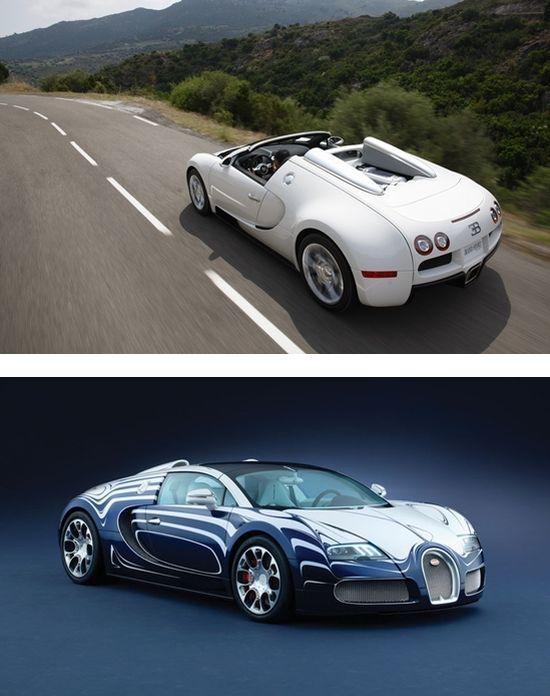 История Bugatti Veyron