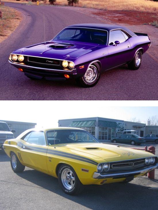 История Dodge Challenger