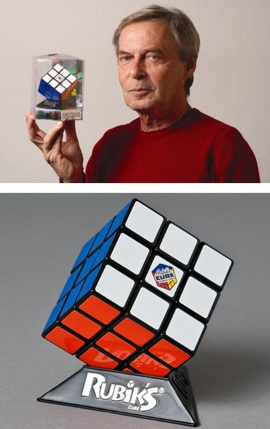 История кубика Рубика