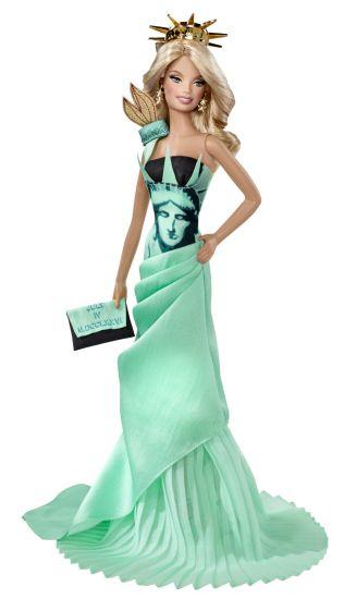 История куклы Барби