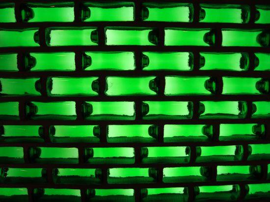 Бутылка-кирпич The Heineken WOBO