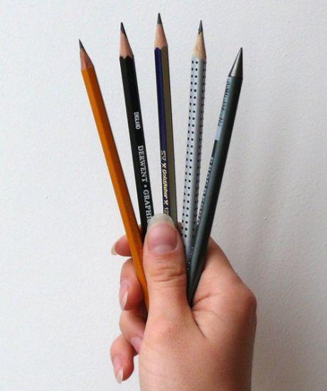 История карандаша
