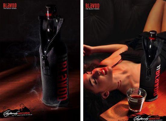 Blavod - черная водка