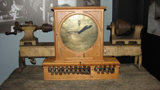Первый кассовый аппарат