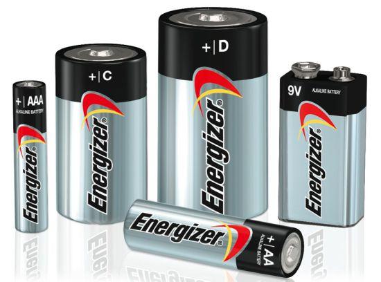 История батареек Energizer