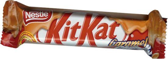 История KitKat