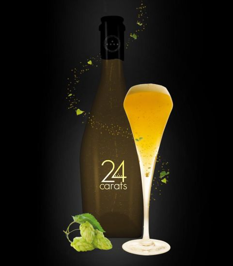 Пиво «24 carats»