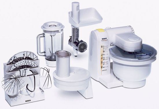 История кухонного комбайна