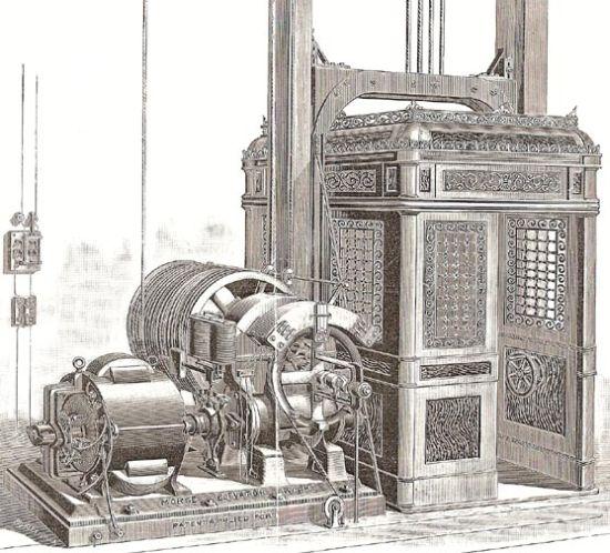 История лифта