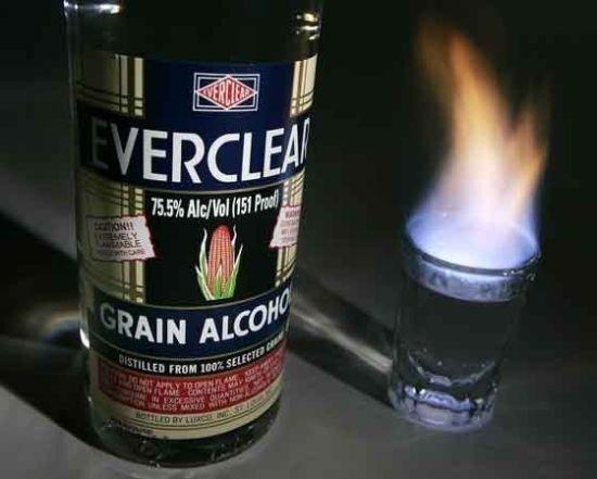 Ликер «Everclear»
