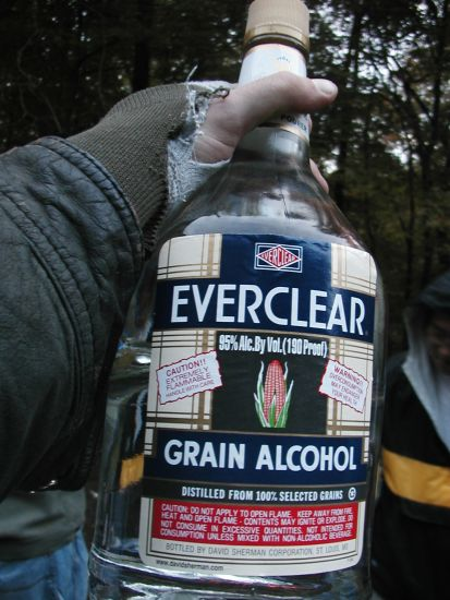 Ликер «Everclear»
