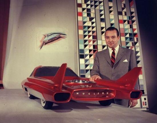 История Ford Nucleon