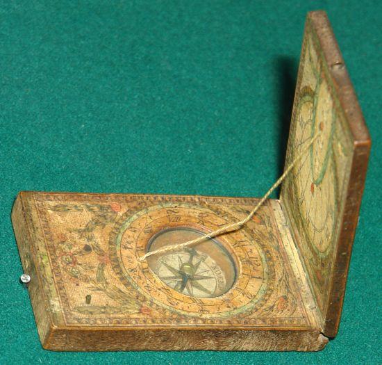История компаса