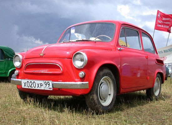 История ЗАЗ-965