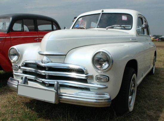 История автомобиля «Победа»