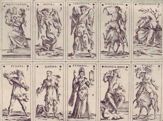 История карт Таро