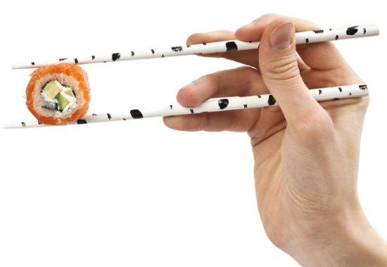 История палочек для еды