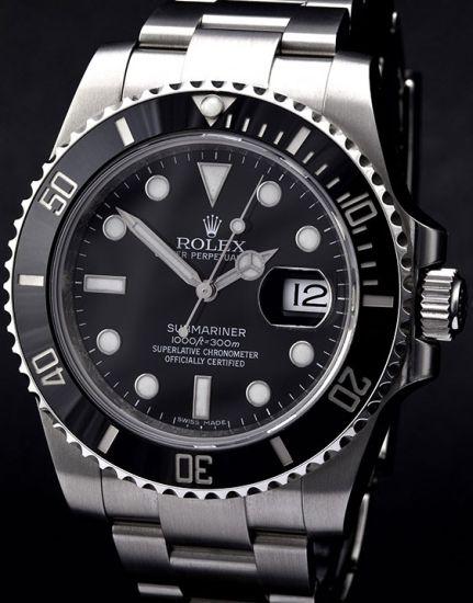 История часов Rolex