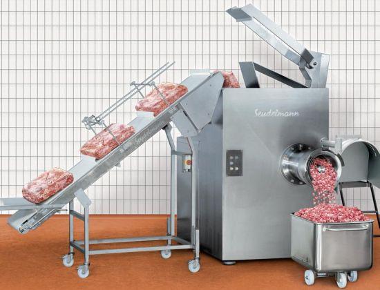 История мясорубки