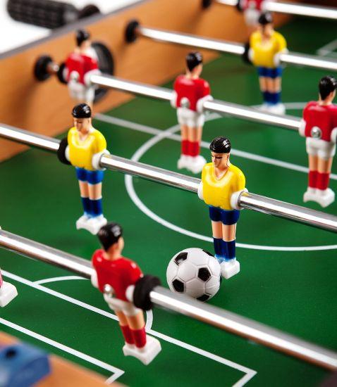История настльного футбола