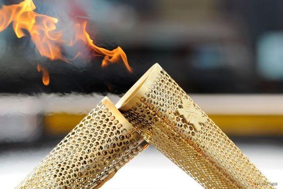 История олимпийского факела