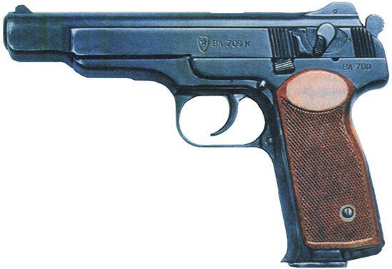 История пистолета Стечкина