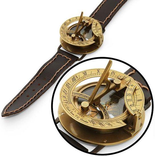 История солнечных часов