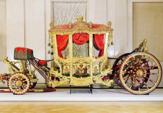 Большая коронационная карета