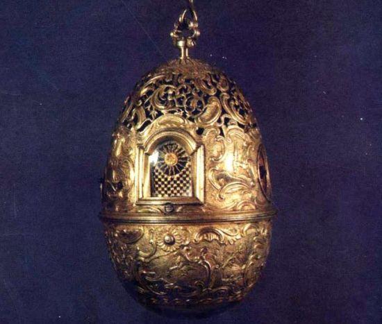 Часы Кулибина