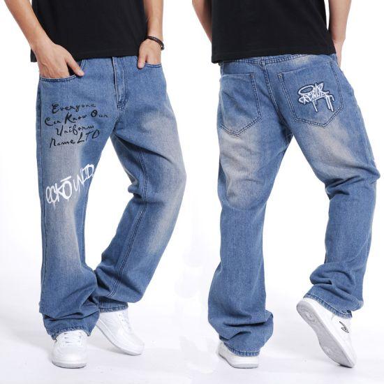 История джинсов