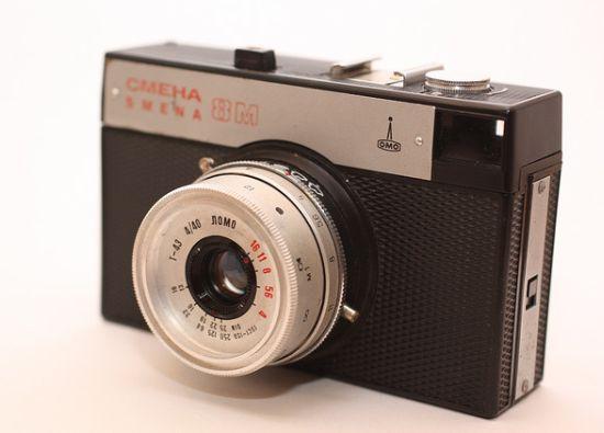 История фотоаппарата «Смена-8М»