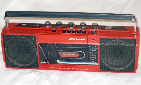 История магнитофона