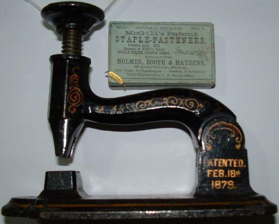 История степлера
