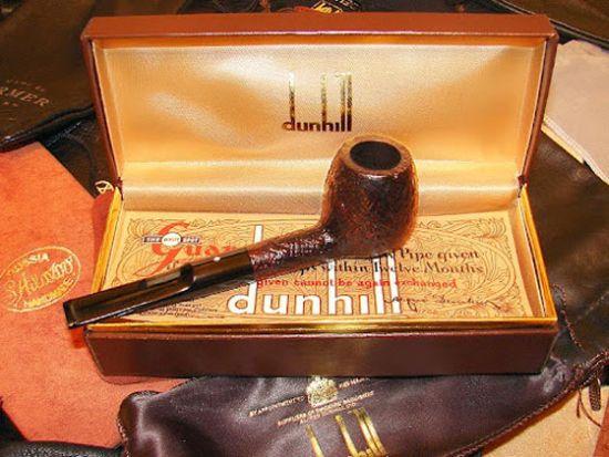 История трубок Dunhill