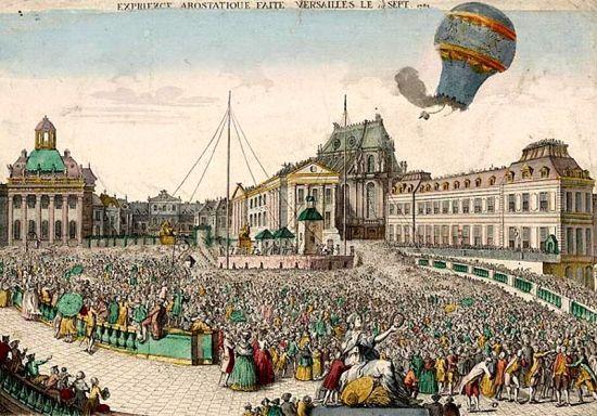 История воздушных шаров