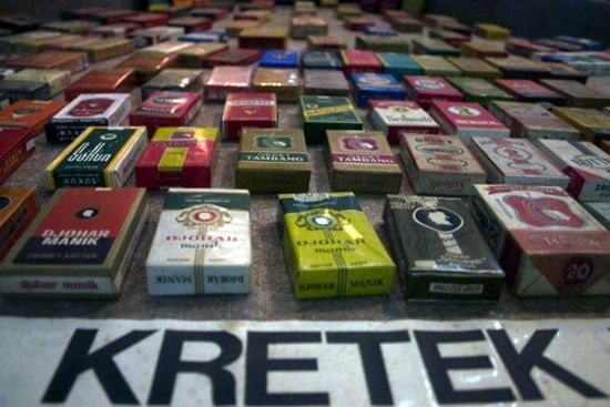 Сигареты кретек