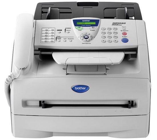 История факса