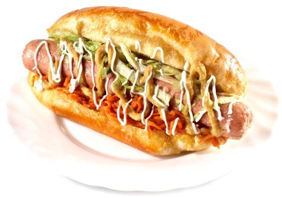 История хот-дога