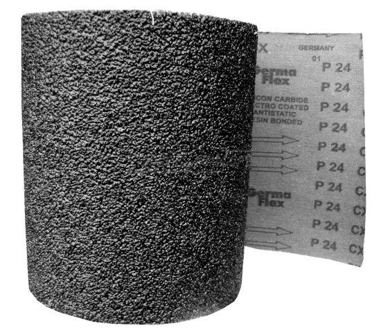 История наждачной бумаги