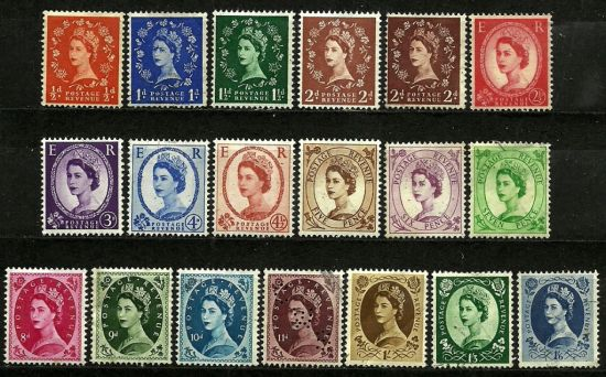 История почтовых марок