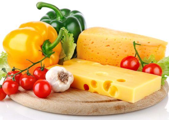 История сыра