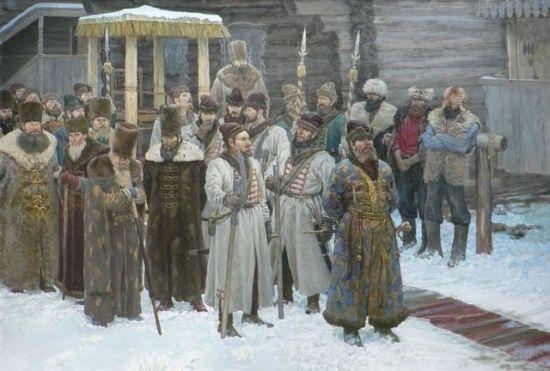 История шубы