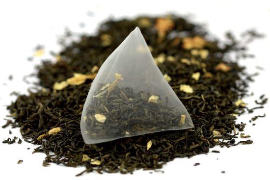 История чайного пакетика