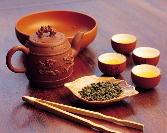 История чайной церемонии