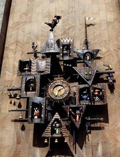 Часы Театра кукол Образцова