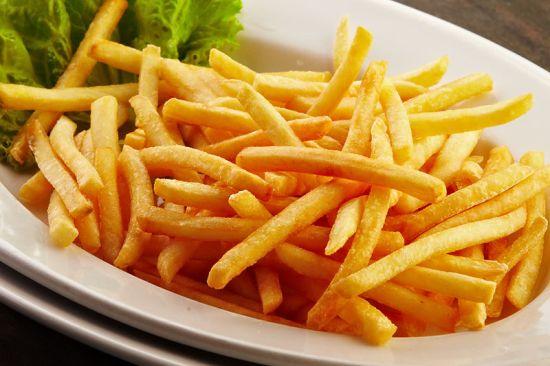 История картофеля фри