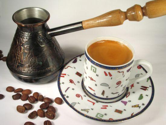 История кофеварки