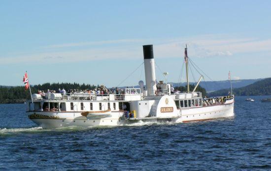 История парохода