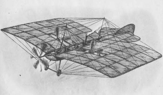 История создания самолета