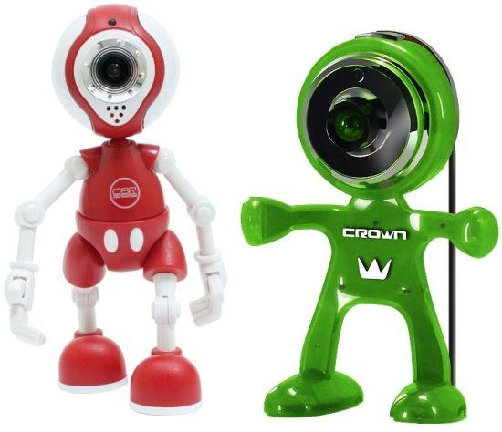 История веб-камеры